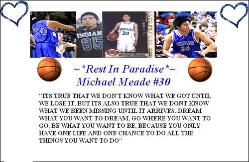 All about Mike Meade